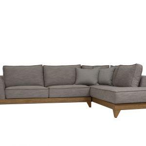 γωνιακός καναπές eden 03