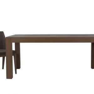 Bella - τραπέζι με καρέκλα